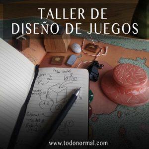 Taller Online de Diseño de Juegos (16/11) Turno Mañana